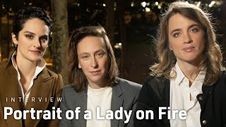 Portrait of a Lady on Fire Team on the Art of Collaboration   NYFF57