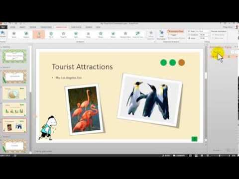 PowerPoint 2013: Animation and Transitions