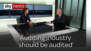 Auditing industry