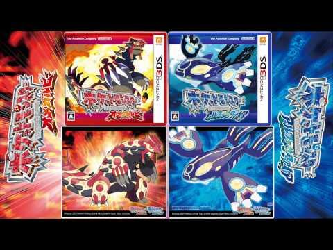 Mt. Chimney - Pokémon Omega Ruby/Alpha Sapphire