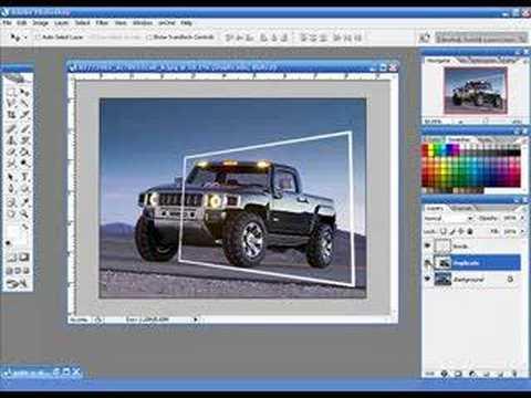 Photoshop CS2 Videotutorial 3D PHOTO