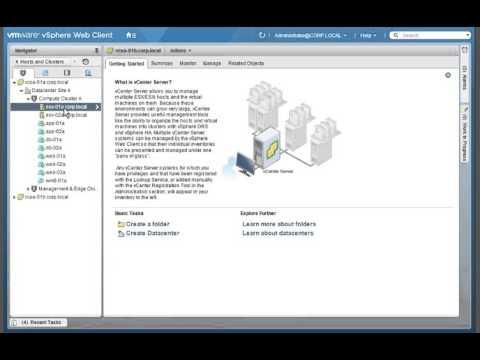 Configuring the Virtual Machine Swap File Location
