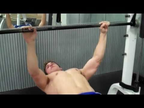 How To: Smith Machine- Bench Press