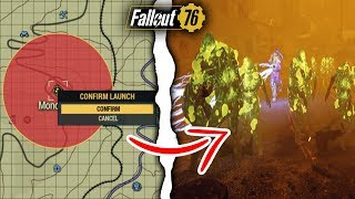 Fallout 76 What Happens If You Nuke The Mysterious Stonehenge