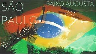 What is São Paulo Carnaval like? - BLOCO BRAZIL 2016