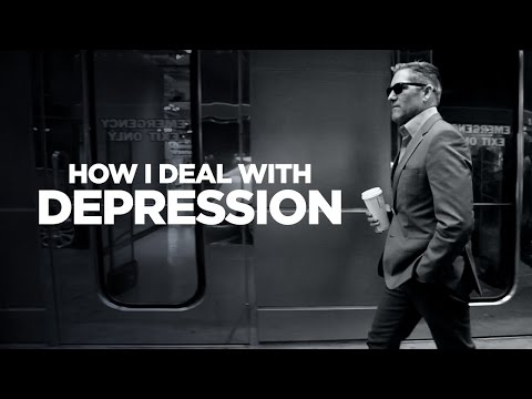 How Grant Cardone Handled Depression - GrantCardoneTV