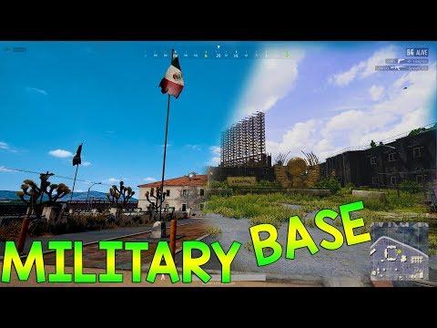 MILITARY BASE - PlayerUnknown's Battlegrounds (PUBG)