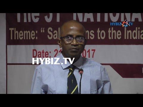 Brig Ramesh | 31st National Public Relations Day 2017 Hyderabad | hybiz