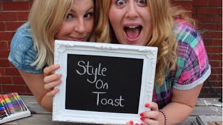 You can follow us on twitter: @styleontoast and instagram: STYLEONTOASTCOM  For our individual channels/blogs check out these links: Emma http://itsemchannel.blogspot.co.uk/ https://www.youtube.com/user/itsemchannel  Khila http://missbudgetbeauty.co.uk/ https://www.youtube.com/channel/UCxKZqdMKI3zJuVL6mLQTg0w