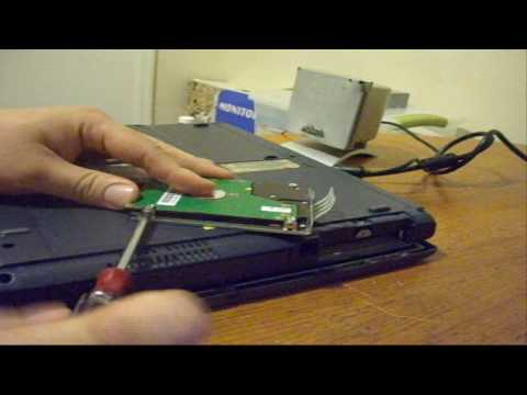 How To : Swap Hard Drive without reinstall WinXP