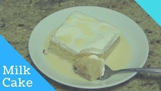 Milk Cake كيكة الحليب