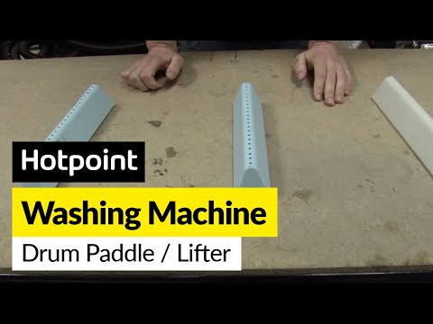 How to choose the right washing machine drum lifter for Hotpoint washers
