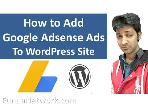 How to Add Google Adsense Ads  On Your WordPress Site || SEO  [Hindi - हिंदी ]