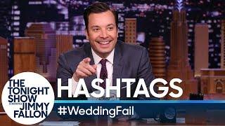 Hashtags:#WeddingFail
