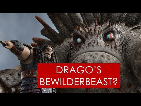 The Bewilderbeast's Sad Story EXPLAINED - Drago Bludvist's Weapon