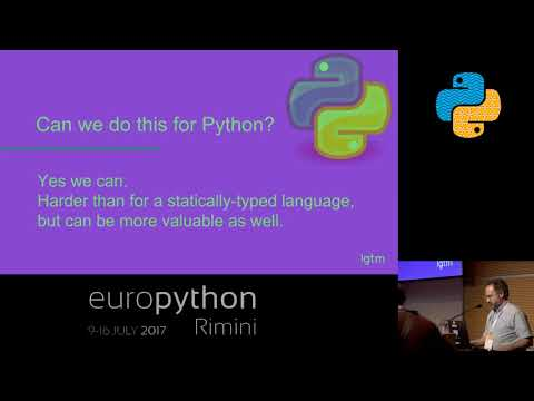 Mark Shannon - Finding bugs for free: The magic of static analysis.