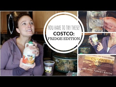 You Have To Try These!! | Costco: Fridge Edition