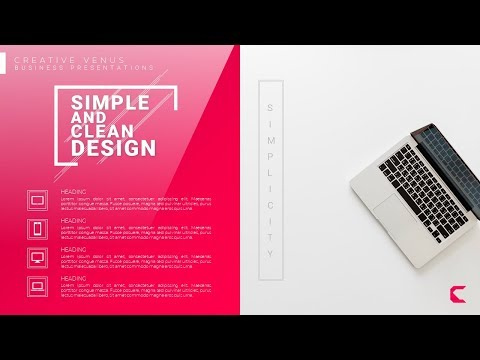 How To Design An Elegant, Simple Business Presentation Slide in Microsoft Office 365 PowerPoint PPT
