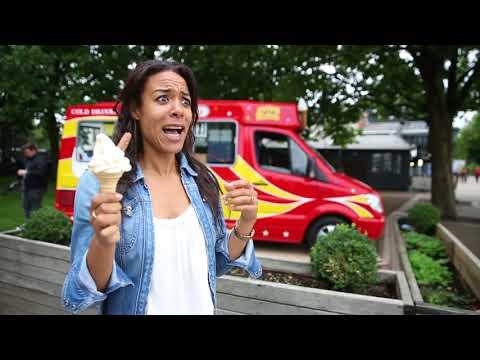 Barclaycard trials contactless self-serve ice-cream van, 10th anniversary of contactless
