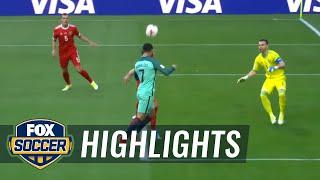 Russia vs. Portugal | 2017 FIFA Confederations Cup Highlights