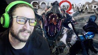 ELECTRO DRAGON HRAEZLER - GOD OF WAR Gameplay Part 9