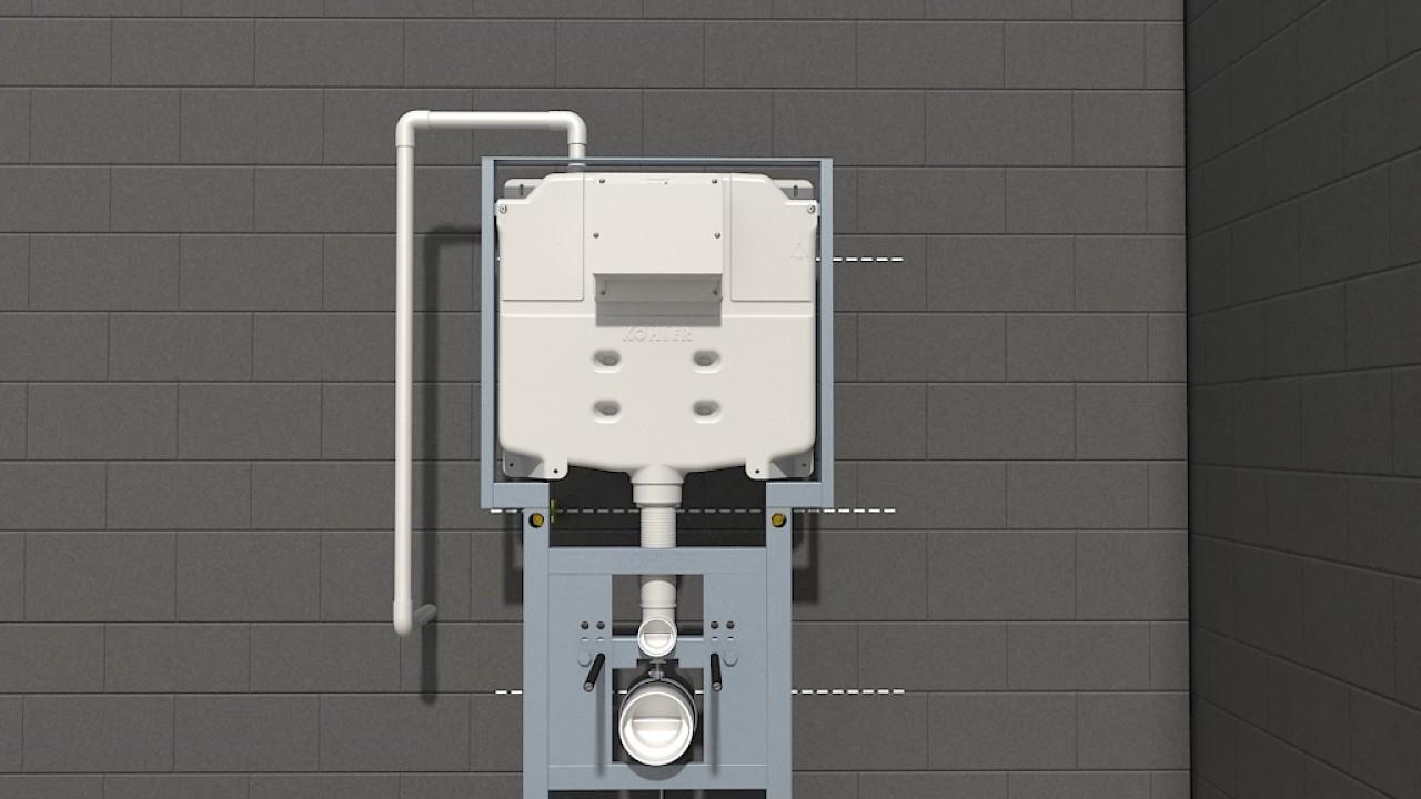 KOHLER InstaFit+ Full Frame Installation Video