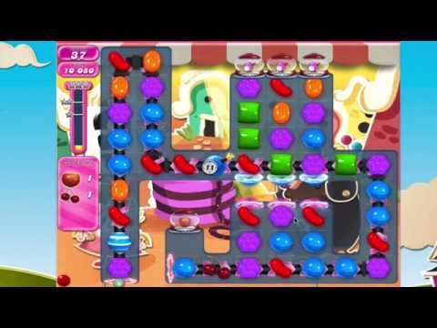Candy Crush saga level 690 No Boosters 3 stars  8 moves left!