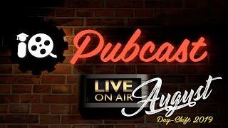 Pubcast! August Day-shift Pubcast