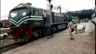 Pakistan Railways (Krakoram Express)