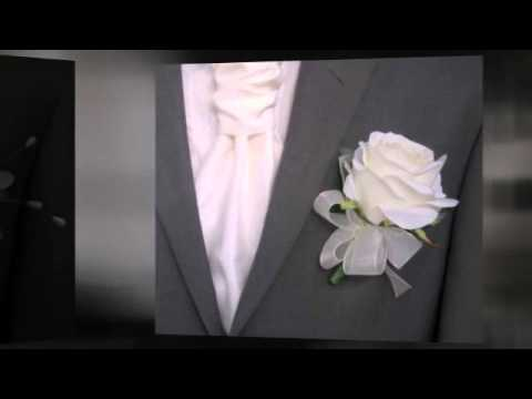 Grooms Wedding Day Buttonholes, Hand Made from Sarah's Flowe