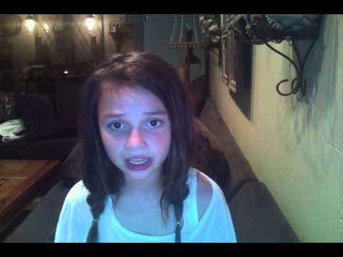 Me singing stay