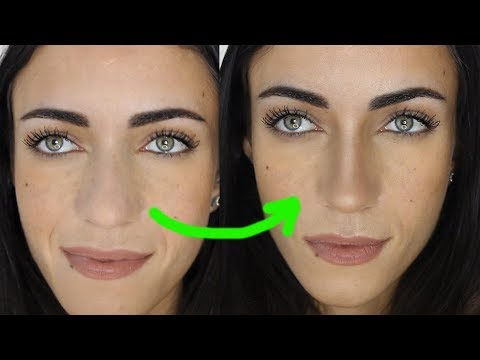 How To: Make Your Nose Look Smaller | MakeupAndArtFreak