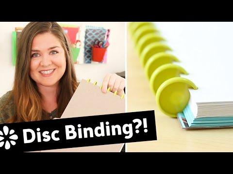 Disc Binding for Beginners! | Sea Lemon