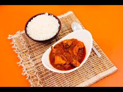 Goan Red Chicken Curry