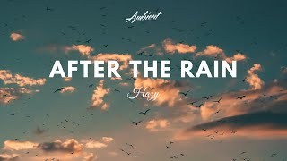 Hazy - After The Rain