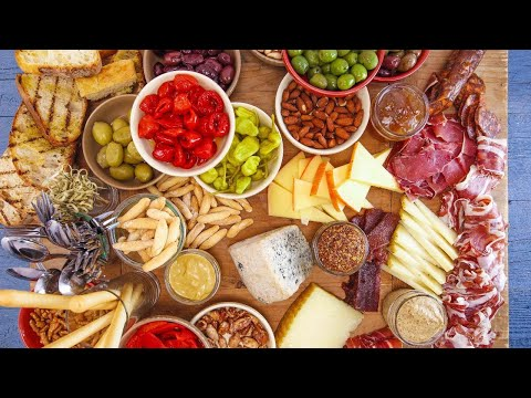How to Put Together the ULTIMATE Meat + Cheese Holiday Party Tray, Courtesy of Curtis Stone