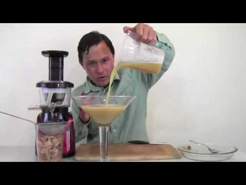 Slowstar Juicer - How to Juice Asian Pears and Other Fruits