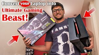 Convert Your Laptop into Ultimate Gaming Beast...