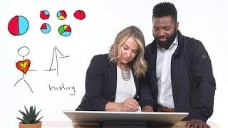 Drawing the Future of Masculinity With Esther Perel and Baratunde Thurston