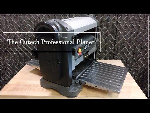 The Cutech professional planer