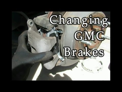 Learn how to change brake pads on a SUV - Find out how to work on your vehicle
