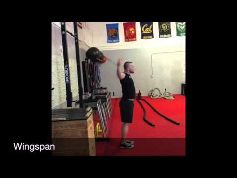 Wingspan - Exercise List