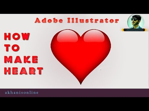 How to Create a Perfect Heart Shape in Adobe Illustrator
