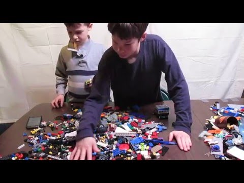 lego car building challenge