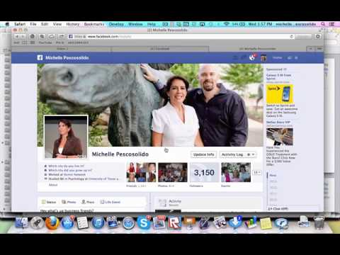What's the Difference Between a Facebook Fan Page & Facebook Personal Page