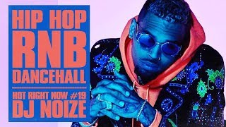🔥 Hot Right Now #19 | Urban Club Mix April 2018 | New Hip Hop R&B Rap Dancehall Songs | DJ Noize