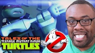 NINJA TURTLES are GHOSTBUSTERS?? Tales of the TMNT Ep. 3 & 4 Recap