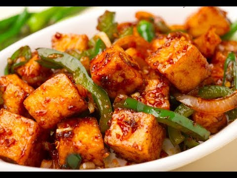 Chinese Chili Paneer