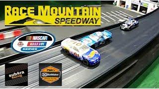 NASCAR NOSS 1/64 Racing at Race Mountain Segment Racing