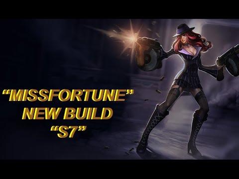MissFortune New Build S7 runes & masteries MissFortune الماستري والرونز ل